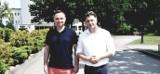 Prezydent Andrzej Duda na wakacjach w powiecie puckim. Wycieczka do COS OPO Cetniewo i wizyta w szpitalu w Helu | ZDJĘCIA