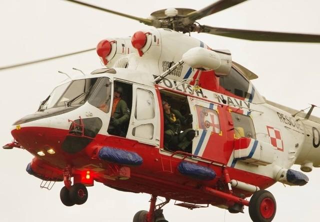 Kolejna akcja ratownicza na Bałtyku z udziałem załóg samolotów i śmigłowców Brygady Lotnictwa Marynarki Wojennej przeprowadzona została w niedzielę