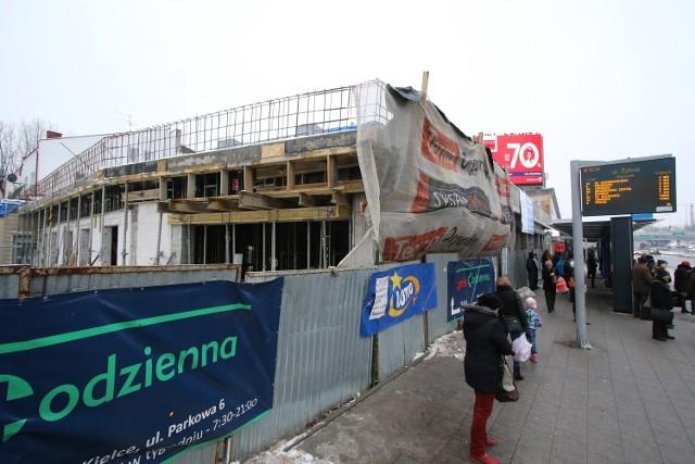 Będzie nowy pawilon handlowy przy Żytniej w Kielcach