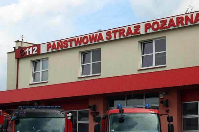 Strażacy z PSP i druhowie z OSP włączają się w Narodowy Program Szczepień przeciwko koronawirusowi.
