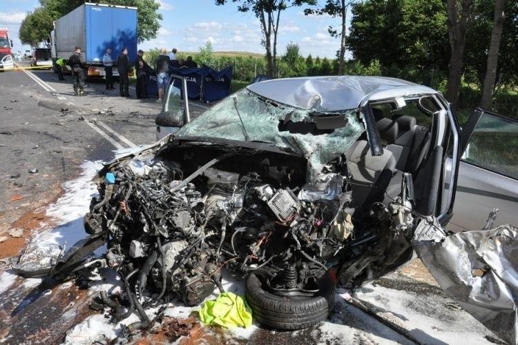 Szczuczyn Podejrzany O śmiertelny Wypadek Kierowca Tira