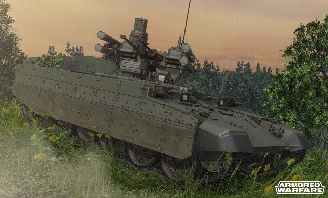 Armored WarfareArmored Warfare