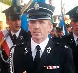 Nagrodę dedykuję mojemu poprzednikowi śp. komendantowi Czesławowi Elszkowskiemu