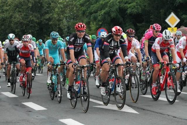 Tour de Pologne w Mszanie i Połomi. Będą spore utrudnienia