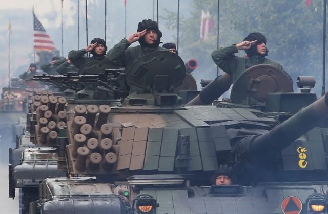 Święto Wojska Polskiego 2016. Defilada wojskowa w Warszawie