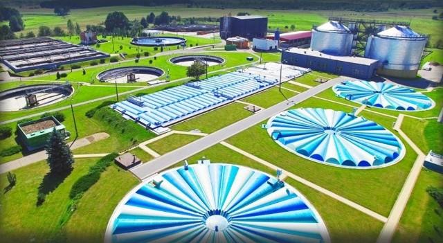Budowa suszarni osadów ściekowych w Suwałkach została nominowana w konkursie Top Inwestycje Polski Wschodniej 2017.