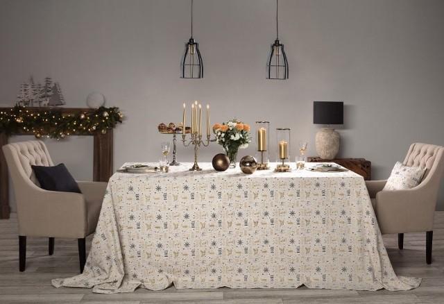 Boże Narodzenie jest już blisko! Warto teraz pomyśleć o świątecznych dekoracjach. Jeśli w tym roku organizujesz u siebie Wigilię lub rodzinne spotkanie podczas świąt, sprawdź nasze pomysły. Znajdziesz trzy motywy aranżacyjne na świąteczny stół, który zachwyci Twoich gości.