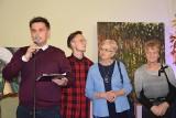 Artyści na 650-lecie miasta Łabiszyn - otwarcie wystawy w Wozowni [zdjęcia, wideo]