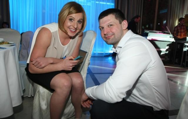 Natalia Czerwonka i Szymon Kołecki - razem trzy olimpijskie sreberka.