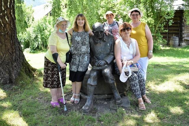 Ciekawe wycieczki i równie interesujące zajęcia w klubie to codzienność łużniańskich seniorów
