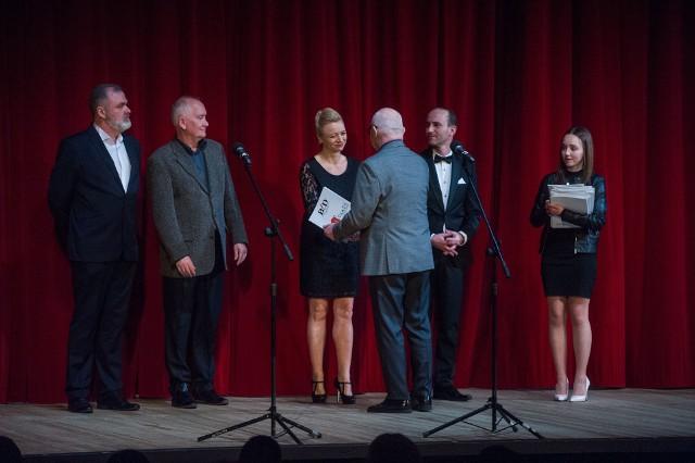 Czworo aktorów Bałtyckiego Teatru Dramatycznego otrzymało nagrody jubileuszowe.