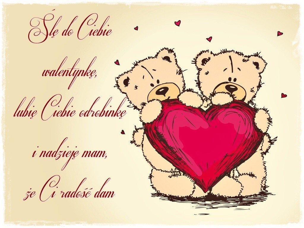 Wiersze Miłosne Na Walentynki Tak Ale Dobre Polska Times