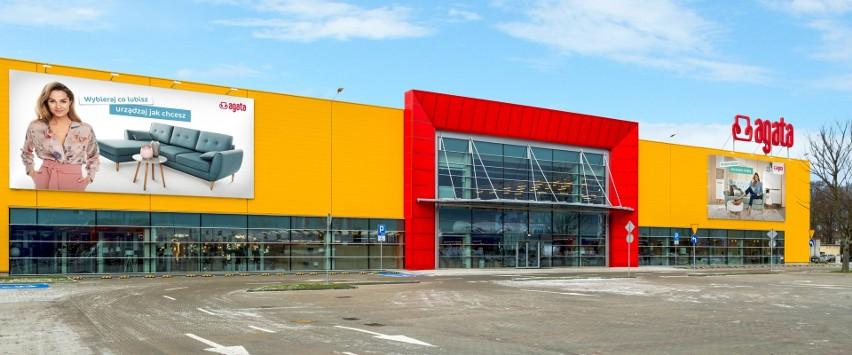Nowy salon Agata przy ul. Ozimskiej w Opolu będzie otwarty w...