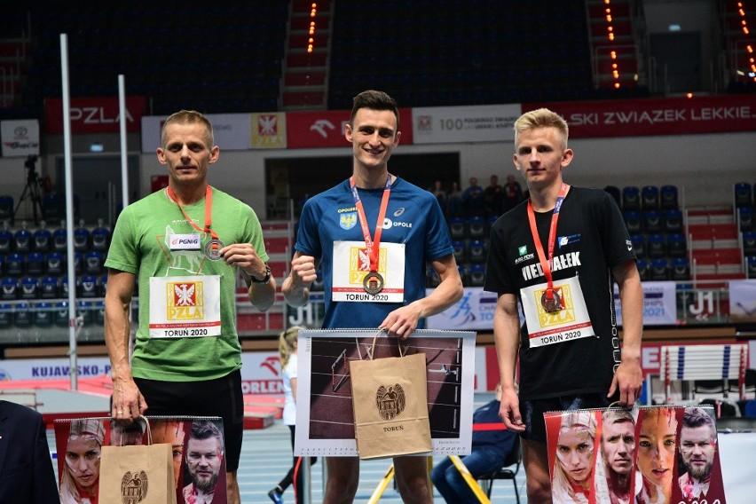 Przedstawiciele AZS-u Politechniki Opolskiej startowali podczas Halowych Mistrzostw Polski w Toruniu w bardzo zróżnicowanych konkurencjach.