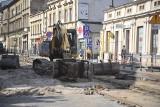 Kraków. Karmelicka została rozkopana, zobacz aktualny stan prac