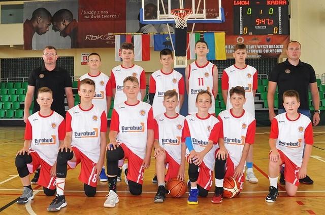 Kadra Podkarpacia wygrała dwa mecze i zajęła 2. miejsce