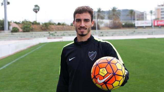 Mikel Villanueva może zamienić Malaga CF na Zagłębie Lubin