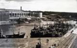 75 lat temu poświęcono i uruchomiono stocznię rybacką w Ustce