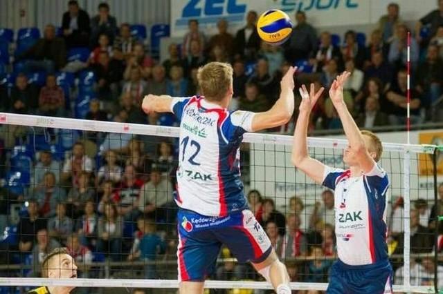Paweł Zagumny i Wojciech Kaźmierczak.