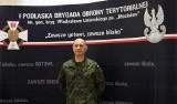 Plut. Andrzej Miszczuk z Podlaskiej Brygady Obrony terytorialnej zareagował na pożar, zapobiegł tragedii