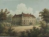 Lubuskie pałace, zamki i dworki na XIX-wiecznych litografiach. Wyglądały bajkowo