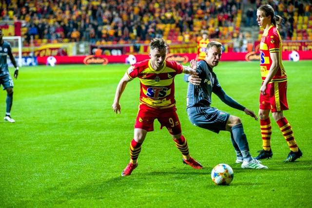 Wiele wskazuje na to, że Arvydas Novikovas więcej w barwach Jagiellonii już nie zagra