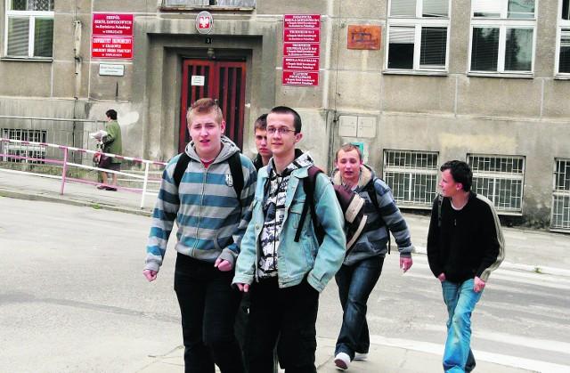 Kilkanaście różnych kierunków oferuje Zespół Szkół Zawodowych przy ulicy Pułaskiego w Gorlicach