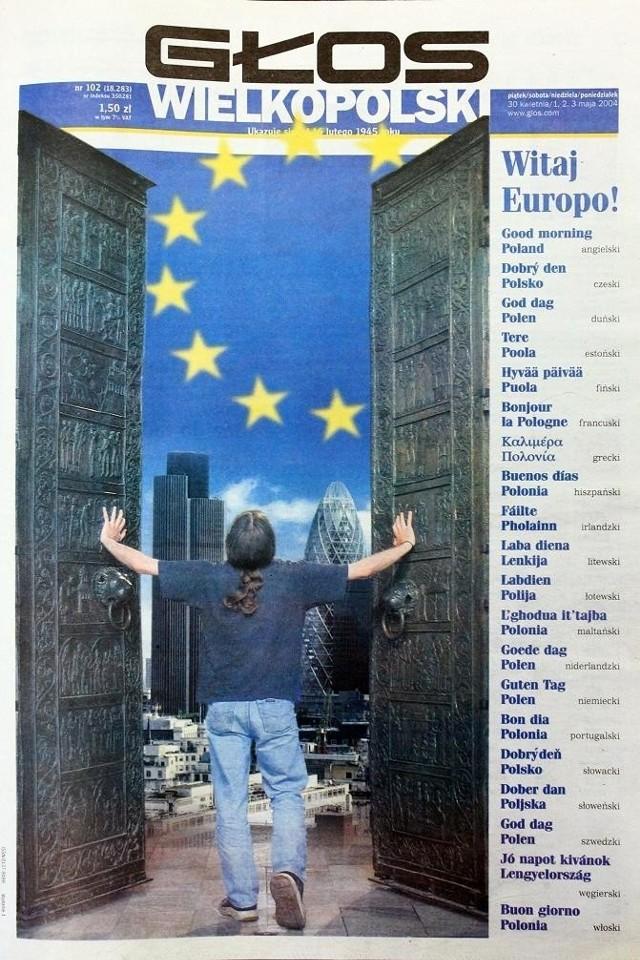 10 lat Polski w UE: Tak wchodziliśmy do Unii