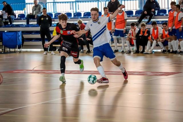 Futsaliści MOKS Słoneczny Stok Białystok zostali wicemistrzami Polski do lat 17