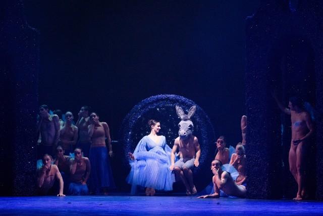 """Opera Krakowska zaprasza 20 i 21 lutego o godz. 18.30 na """"Sen nocy letniej"""""""