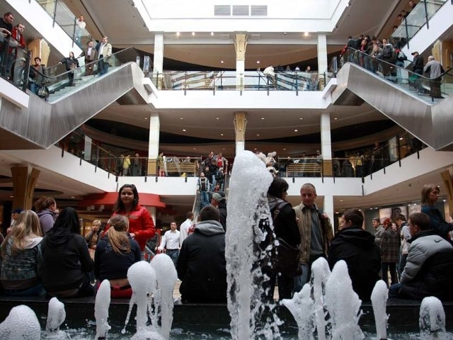 Galeria Alfa jest jednym z najpopularniejszych malli w Białymstoku