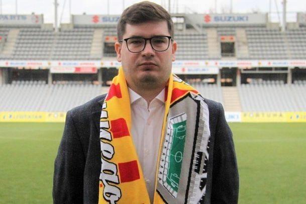 Maciej Gil nie jest już szefem scoutingu w Koronie Kielce.