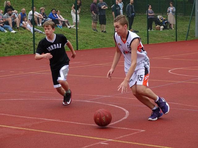 Turniej koszykówki odbył się w miniony weekend w Chełmnie