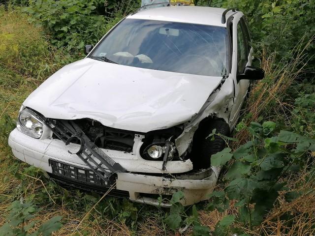 Wypadek w Rąbinie