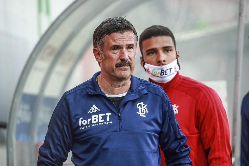 Trener Wojciech Stawowy wie, że musi dbać o mobilizację swoich zawodników