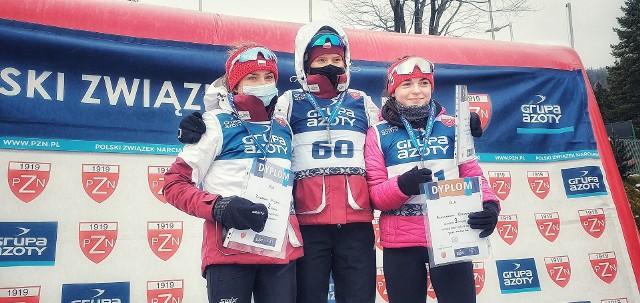 Hanna Popko wicemistrzynią Polski seniorek w biegu na 5 km