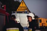 Wypadek między Grudziądzem a Kwidzynem. Samochód osobowy potrącił rowerzystę