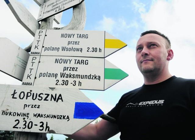 Aleksander Długopolski, gospodarz turystycznej przystani: Biznesu się na tym nie zrobi, ale o schronisku marzyłem od zawsze