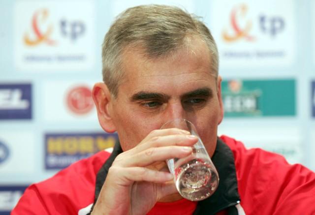 """Paweł Janas: """"Wypijmy za błędy..."""""""