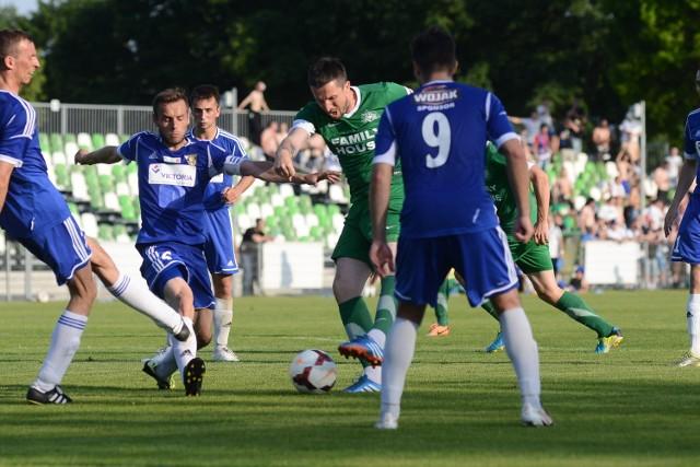 Warta Poznań na zakończenie sezonu przegrała z Górnikiem Wałbrzych 0:1
