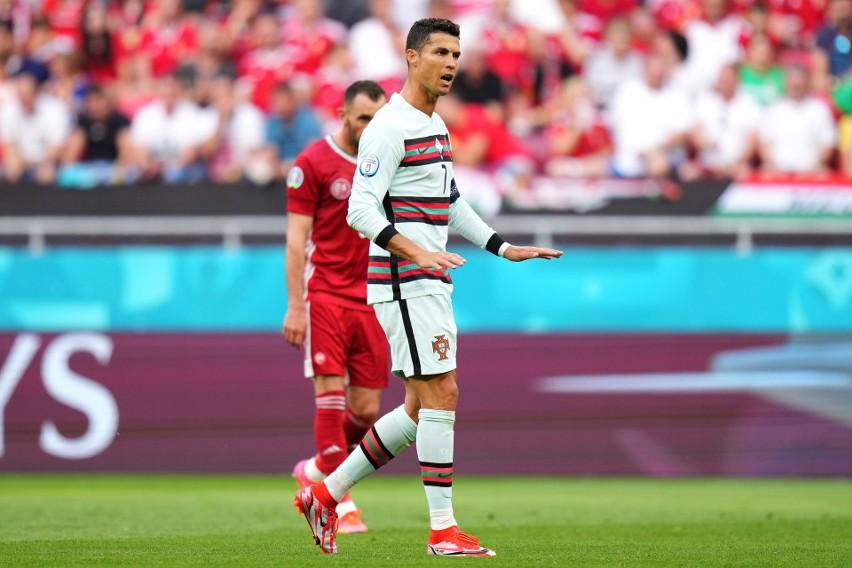 Cristiano Ronaldo to pierwszy piłkarz, który zagrał na...