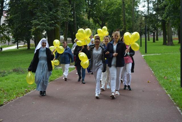 W Miechowie zainaugurowano 19. Pola Nadziei. Żonkile będące symbolem tej akcji zasadzono po raz pierwszy w Parku Miejskim