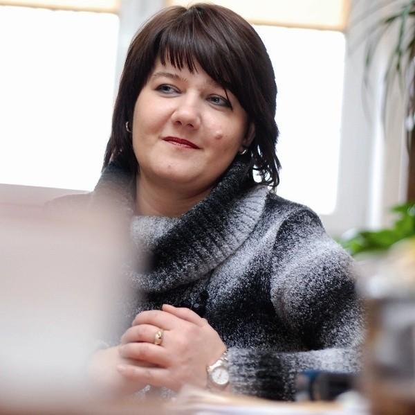 Ewa Stempowska już wie, że dostanie zaledwie kilkanaście złotych podwyżki.