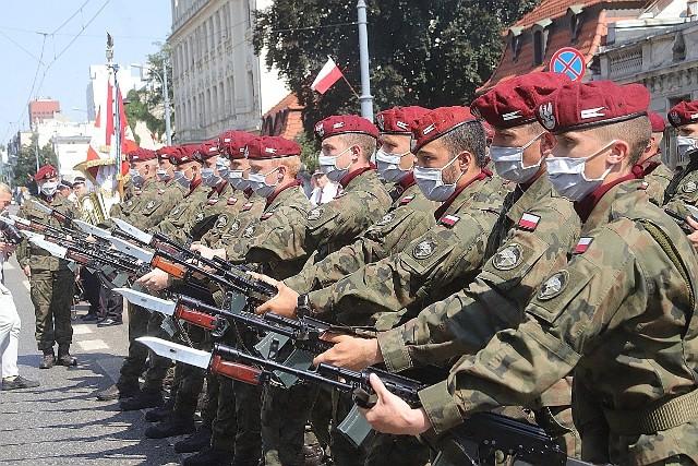 Święto Wojska Polskiego w Łodzi