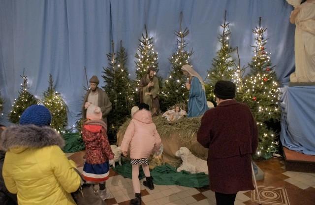 W inowrocławskich kościołach oglądać można piękne bożonarodzeniowe żłóbki