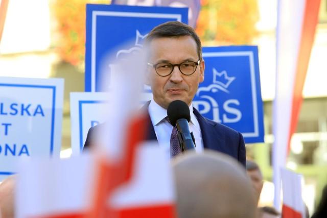 Zdaniem premiera Mateusza Morawieckiego rewelacje, jakie ujawniły w ubiegłym tygodniu media, to odgrzewane kotlety, znane od kilku lat