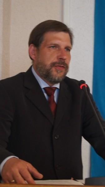Piotr Mówiński, dyrektor Tucholskiego Ośrodka Kultury