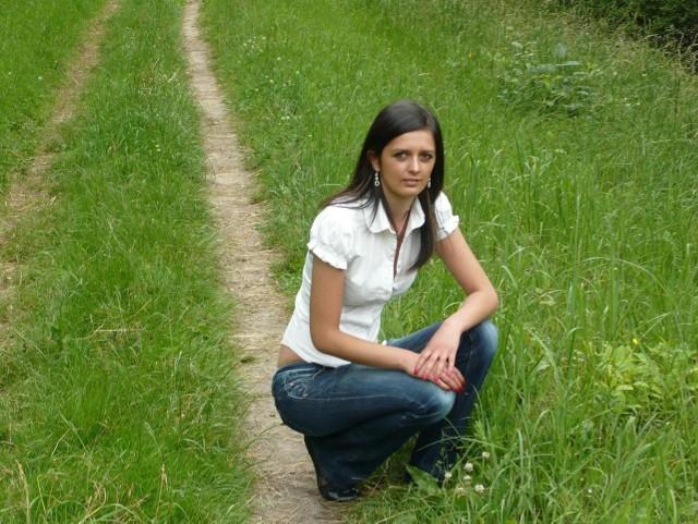 Justyna Kasędra z Barcikowic Małych ma 22 lata