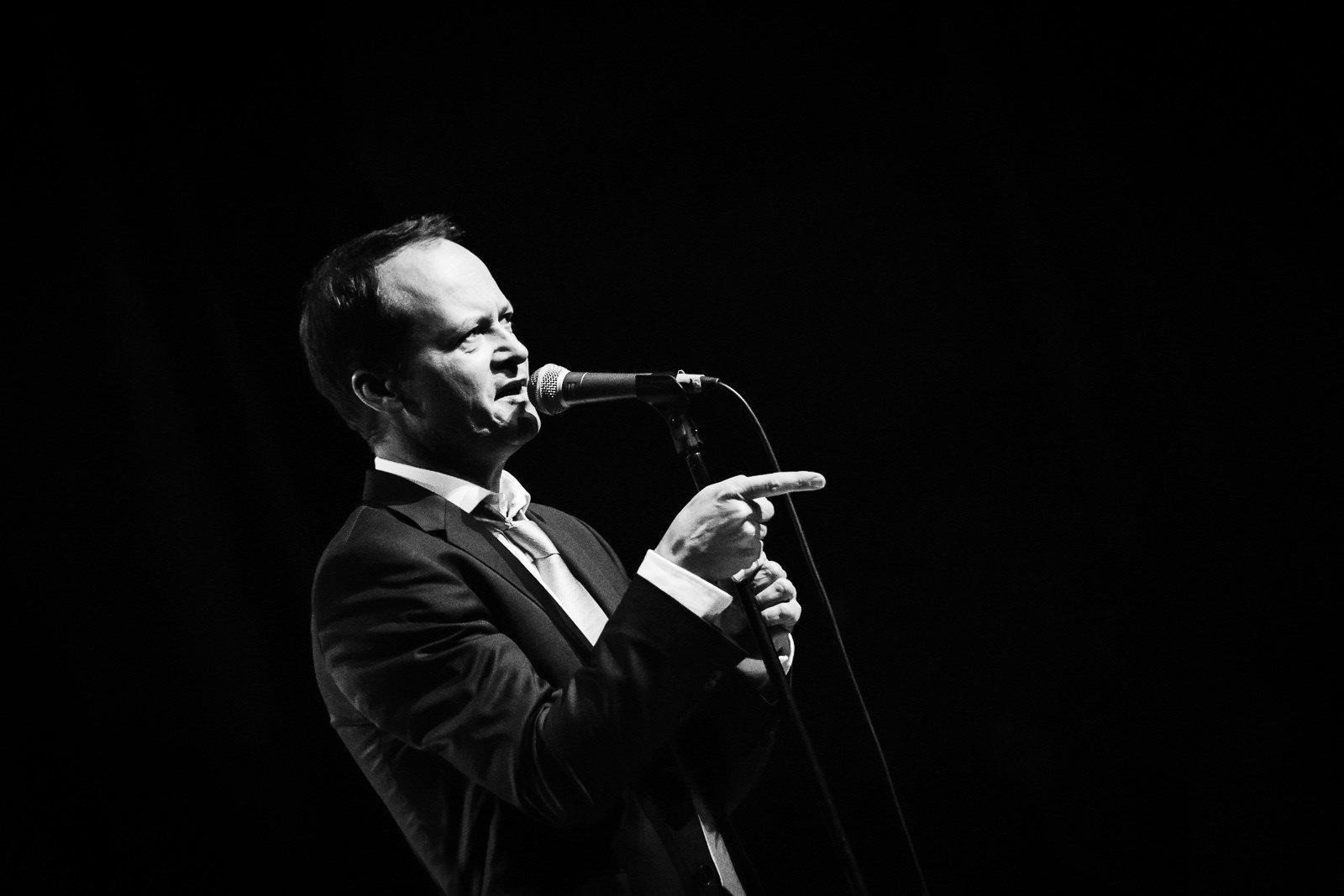 Jacek Bończyk Zaśpiewa Młynarskiego Na Rzece Muzyki 2019 W