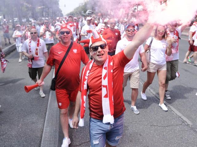 Polscy kibice opanowali Marsylię